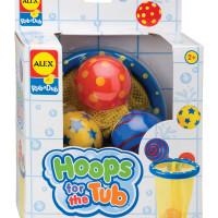 Hoops in the Tub