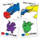 Colour Mixing cards