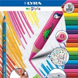 Lyra Mystyle Pencils